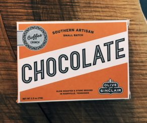 Olive and Sinclair Chocolate Nashville