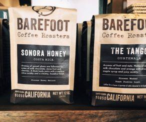 Barefoot Coffee Bags