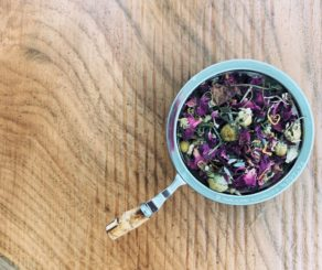 High Garden Flower Garden Tea