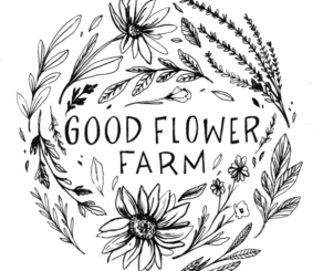 good flower farm logo
