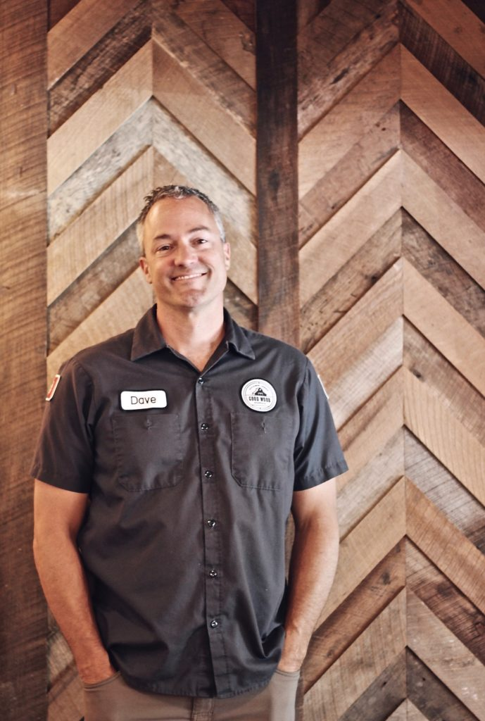 Good Wood Nashville Owner Dave Puncochar