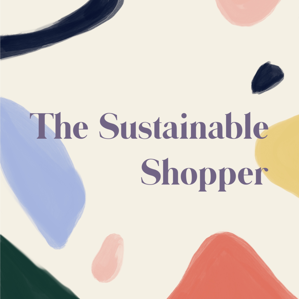 Sustainable Shopper Cover Art