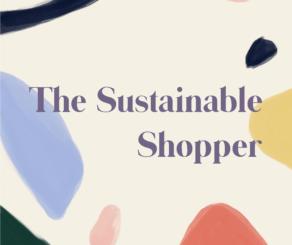 Sustainable Shopper Cover Art