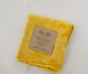Flora Poste Dish Towel