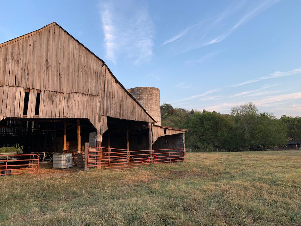 Wooping Crane Barn