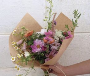 humble flower farm bouquet
