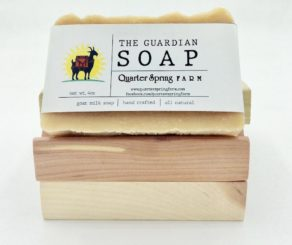 Quarter Spring Farm Goats Milk Soap