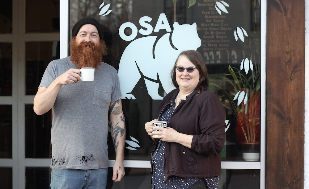 OSA Coffee Roasters Nashville