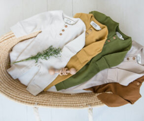 Lucy Lue Organics Baby Clothes