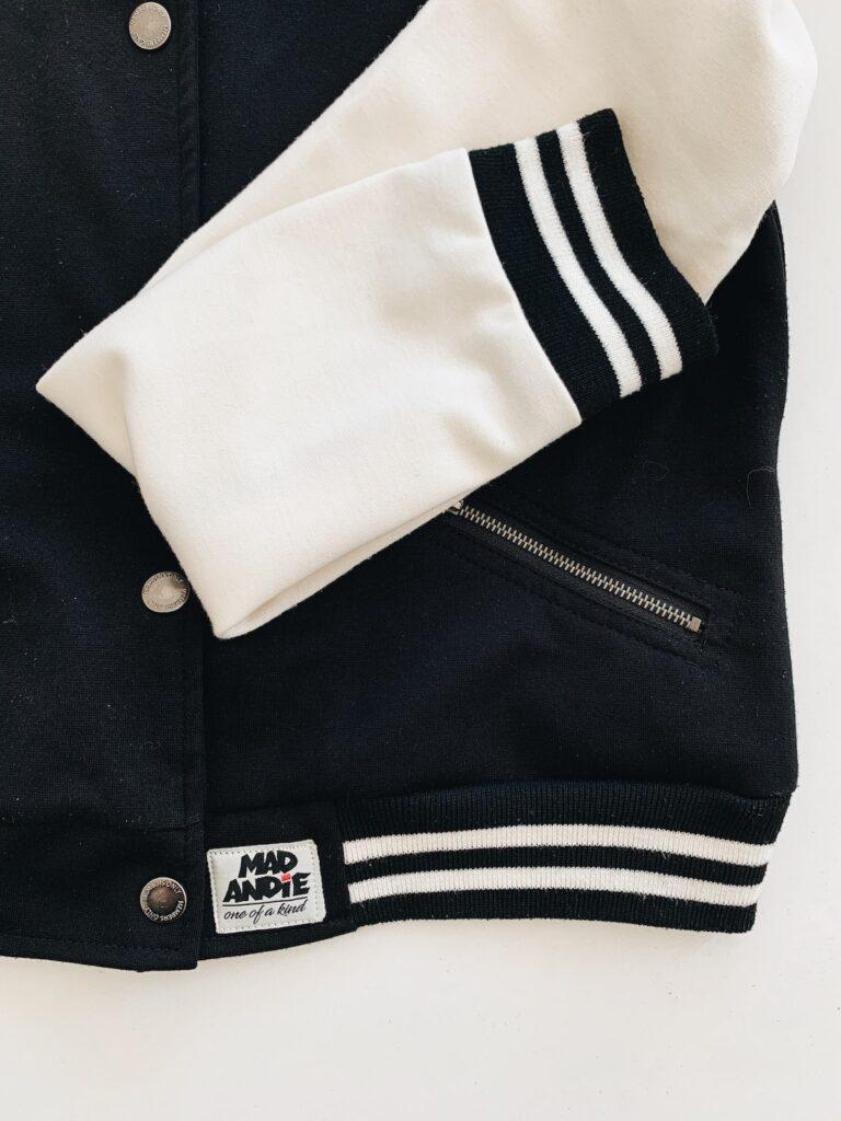 MadAndie Jacket Label