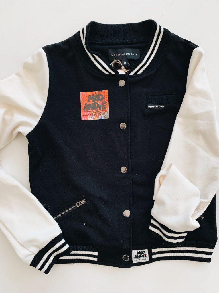 MadAndie Jacket Front