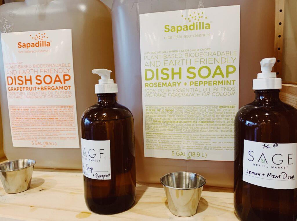 Dish Soap Refill