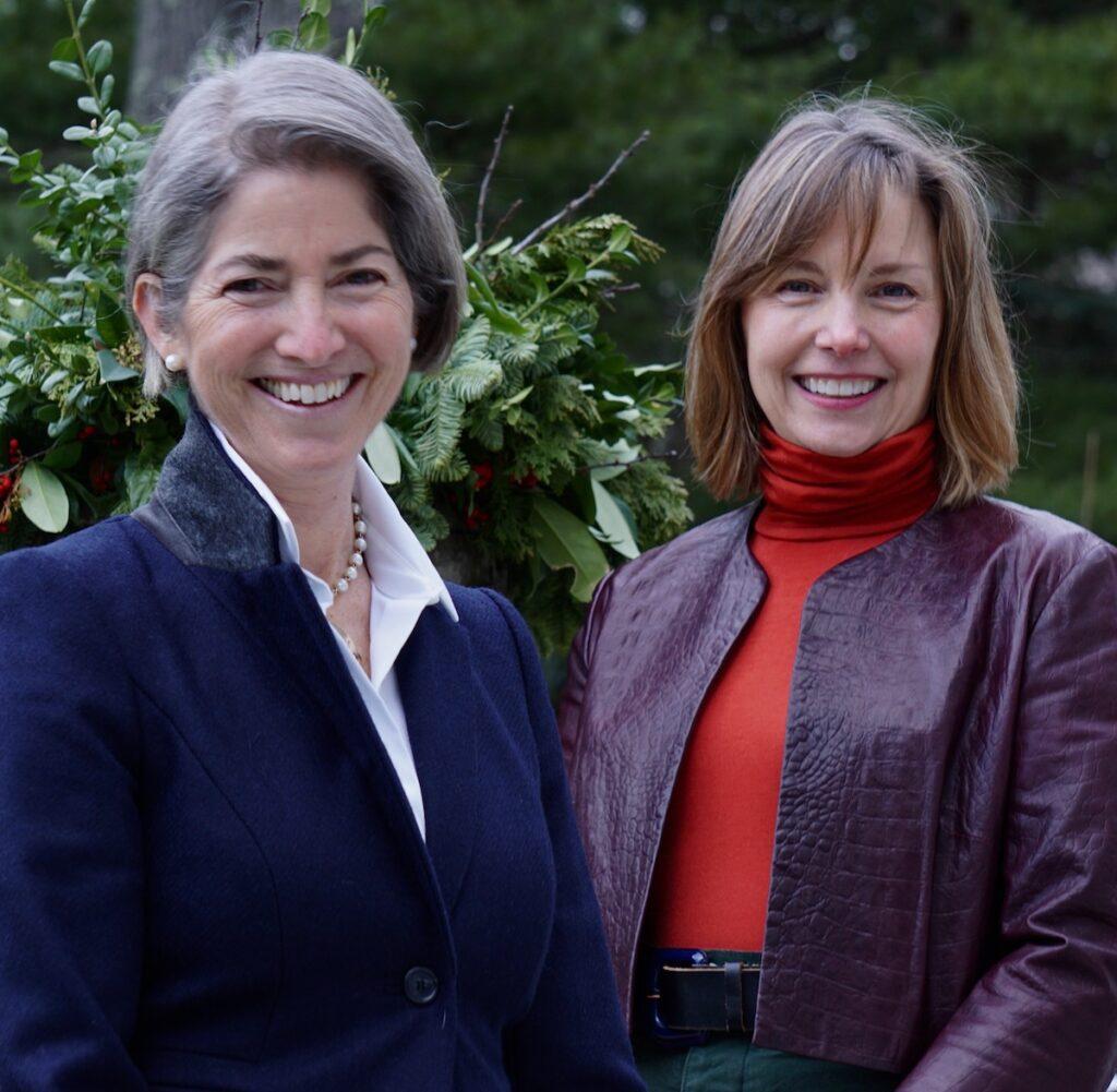 Cindy Estes and Monica O'Neil