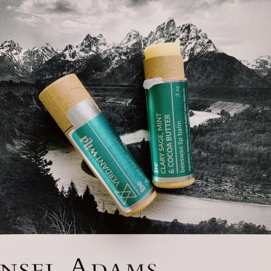Verdant Wild Apothecary Lip Balm