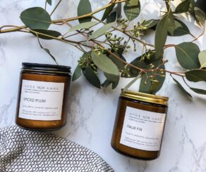 Hyde Nor Hare Candles