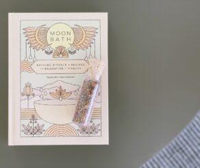 MOONBATH Book